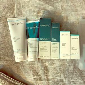 Proactiv 6 Pc Skincare Set NEW